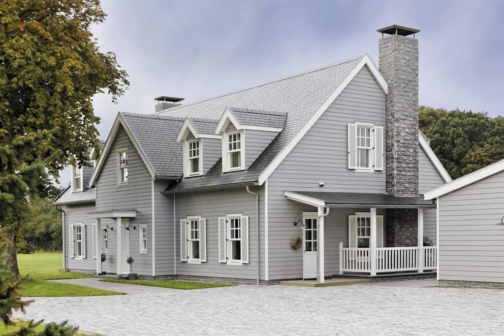 картинки домов серая крыша народном хозяйстве древесина