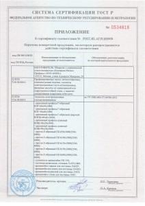 Приложение 11 (Металл Профиль)